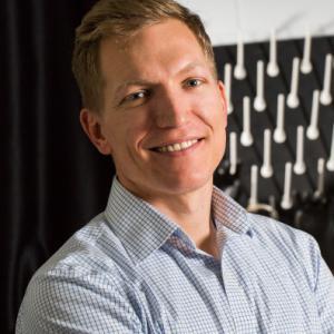 Portrait of Prof. Kyle Bishop