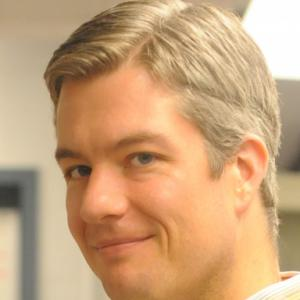 Portrait of Prof. Scott Banta